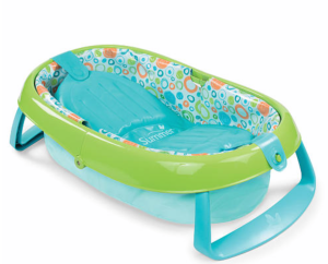 Summer Infant EasyStore Comfort Tub